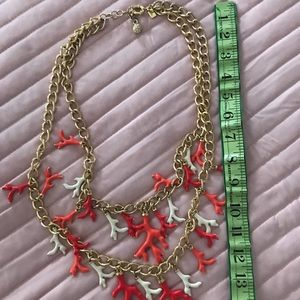Lilly Pulitzer Jewelry - Lilly Pulitzer island coral Good Reef necklace